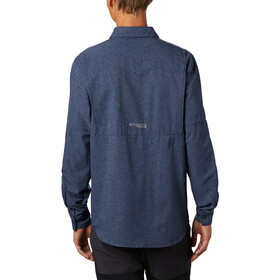 Columbia Irico Long Sleeve Shirt Men collegiate navy